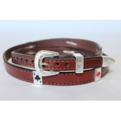 Hat Band LC-88 brown