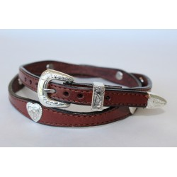 Hat Band HB-62B brown