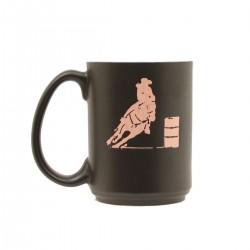 Barrel Racer Coffee Mug