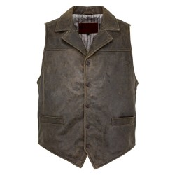 Gilet Outback Chief Brown