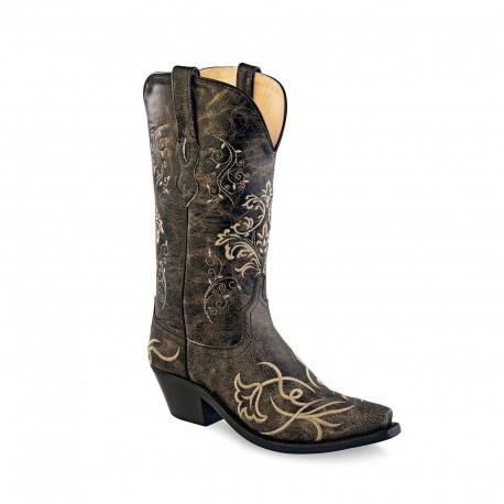 Jama Old West Boots LF1587E