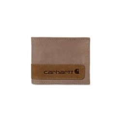Carhartt Two Tone Billfold With Wing Wallet