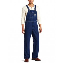 Carhartt Washed-Denim Bib Overall