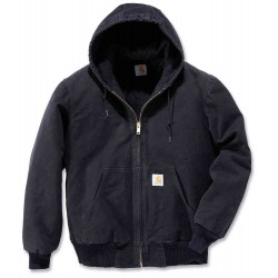 Carhartt Duck Quilt-Lined Active Jacket