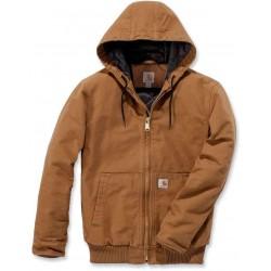 Carhartt Duck Quilt-Lined Active Jacket